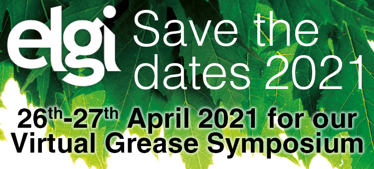 2021 Grease Symposium
